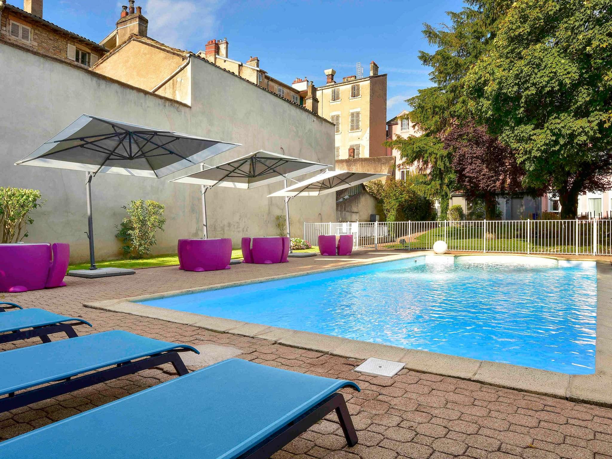 โรงแรม – ibis Styles Mâcon Centre