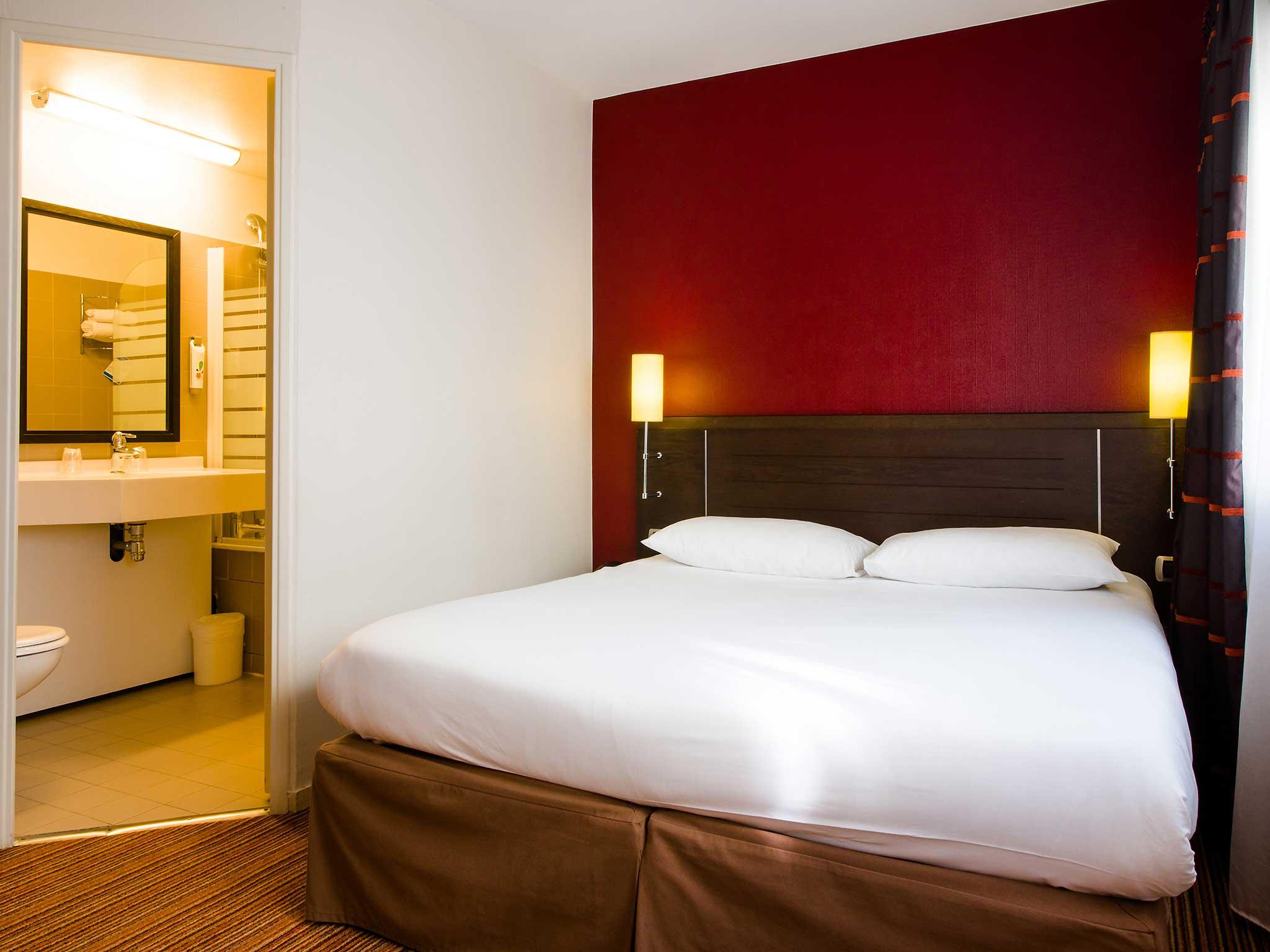 Отель — ibis Styles Нант Центр Площадь Руаяль