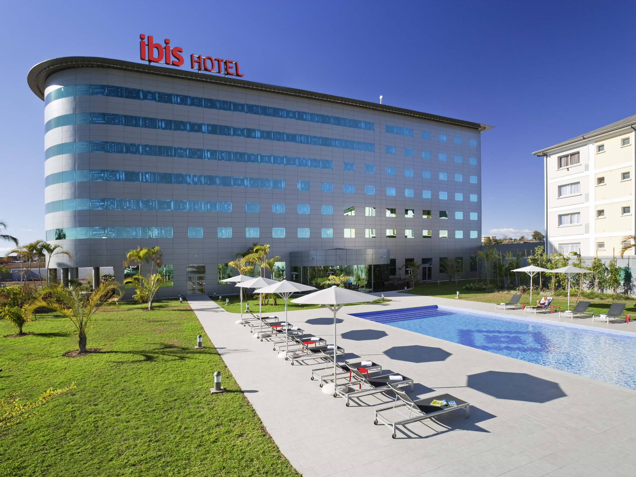 โรงแรม – ibis Antananarivo Ankorondrano