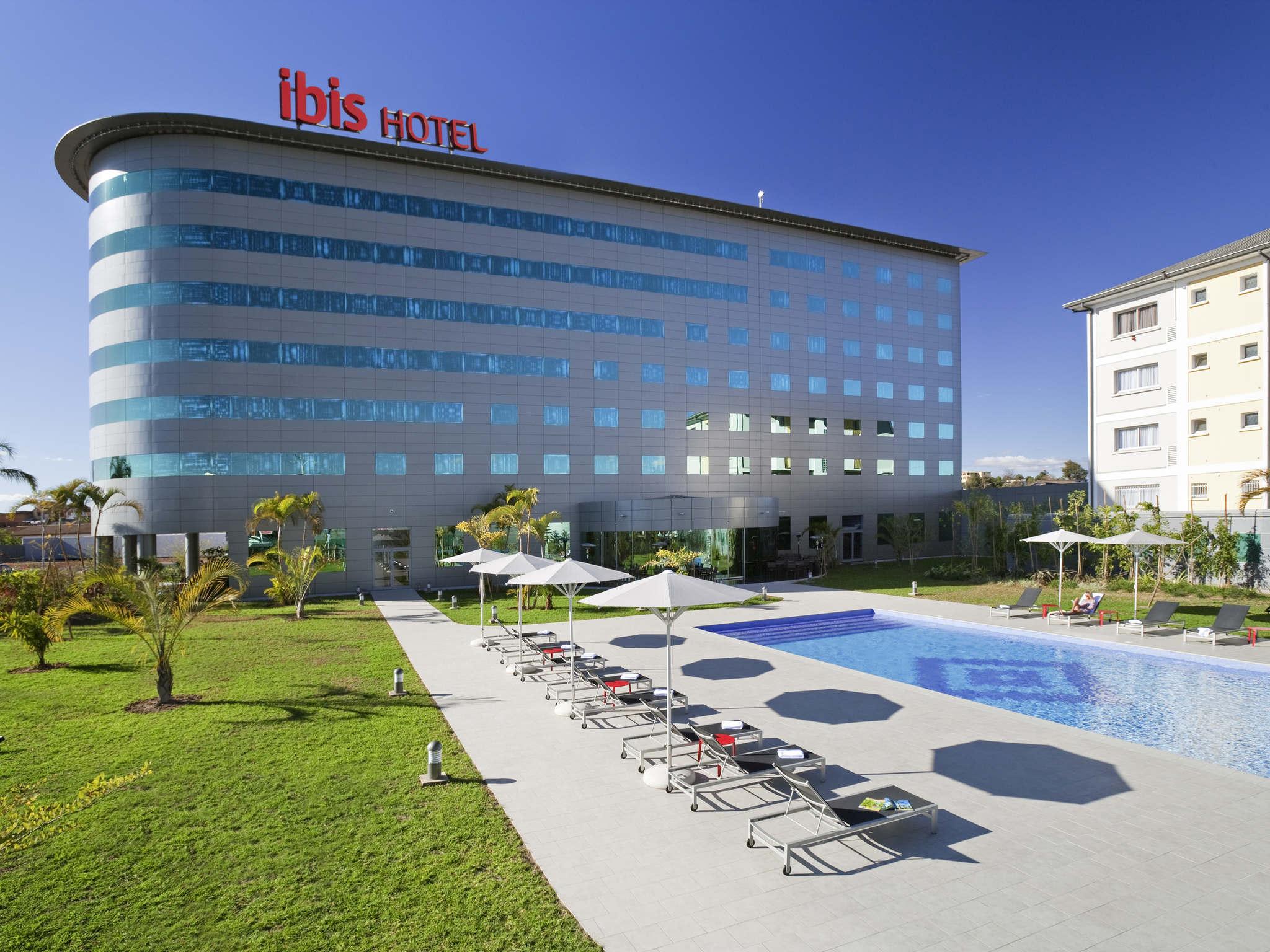 Hotel – ibis Antananarivo Ankorondrano