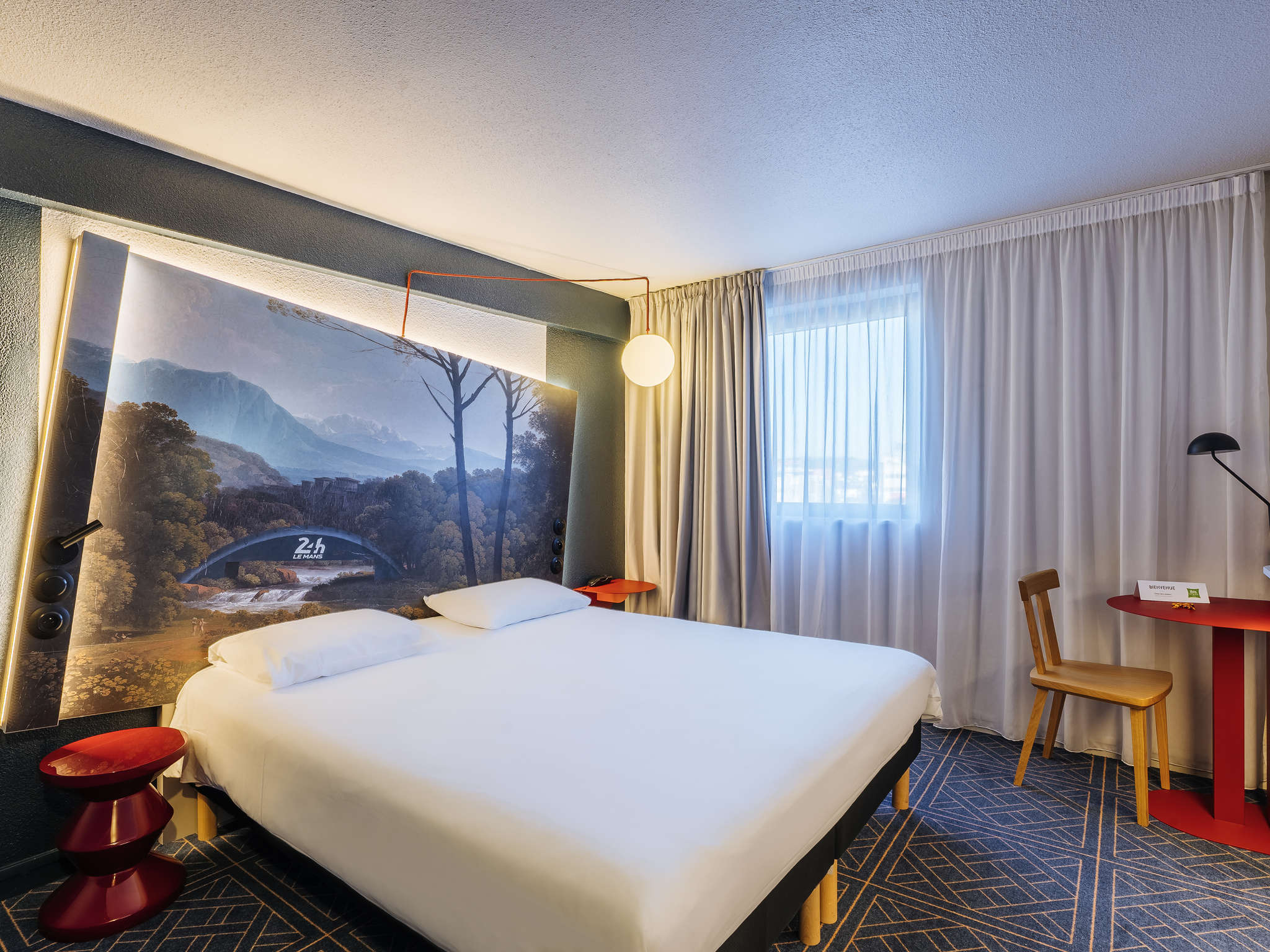 Hotel - ibis Styles Le Mans South Station