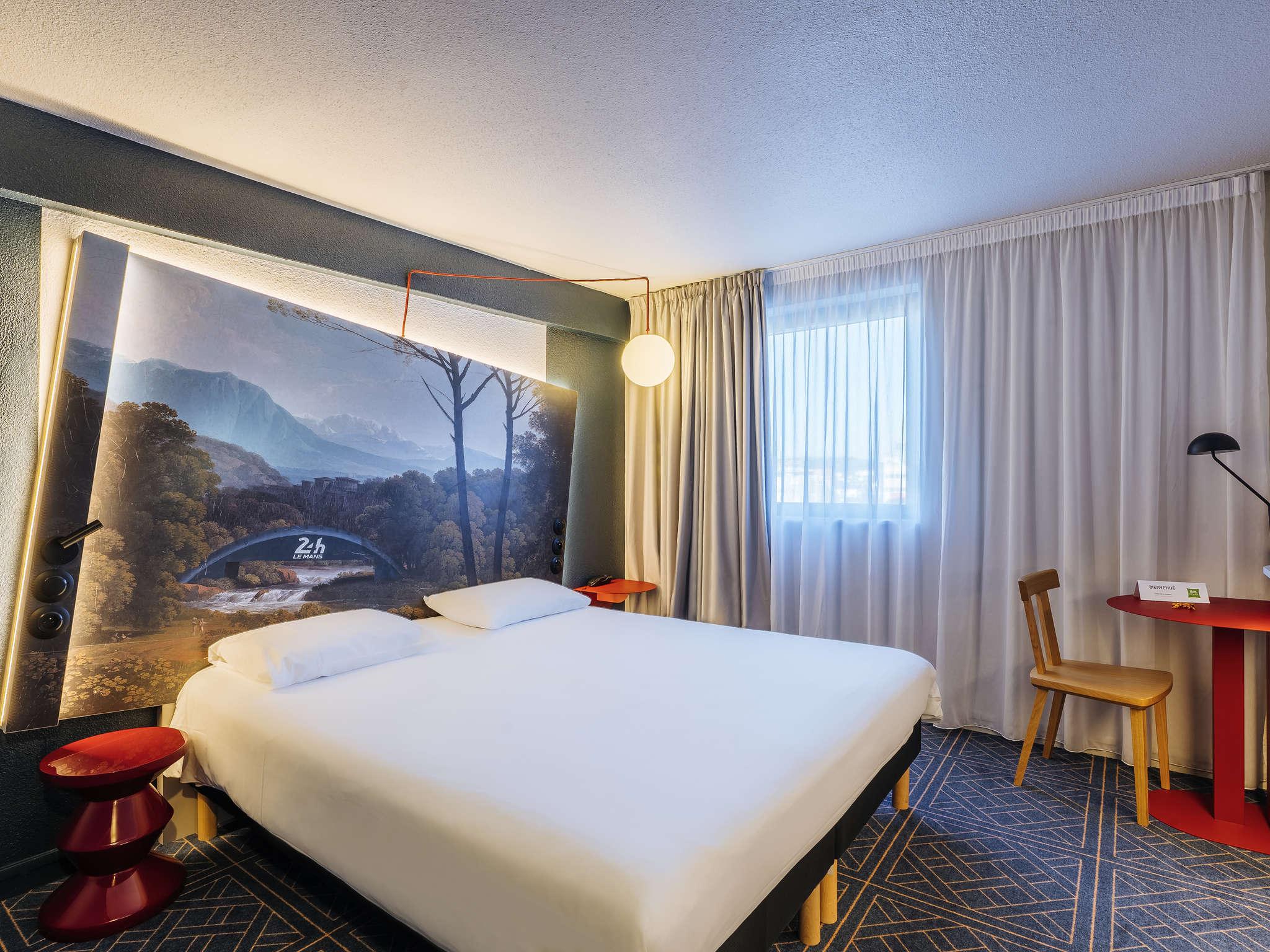 酒店 – 宜必思尚品勒芒中心火车站酒店