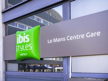 ibis Styles Le Mans Centre Gare à LE MANS