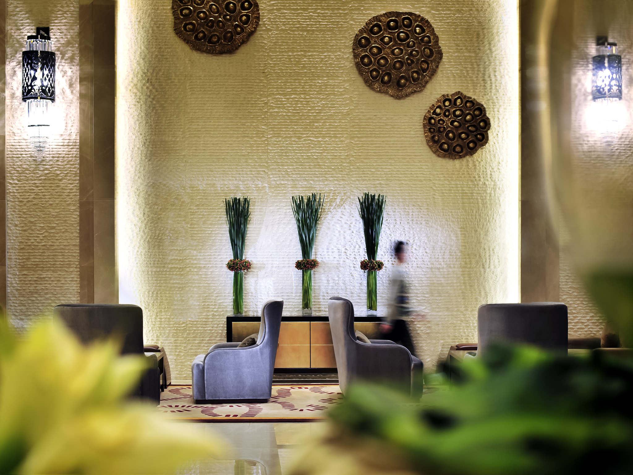 โรงแรม – Sofitel Wanda Ningbo