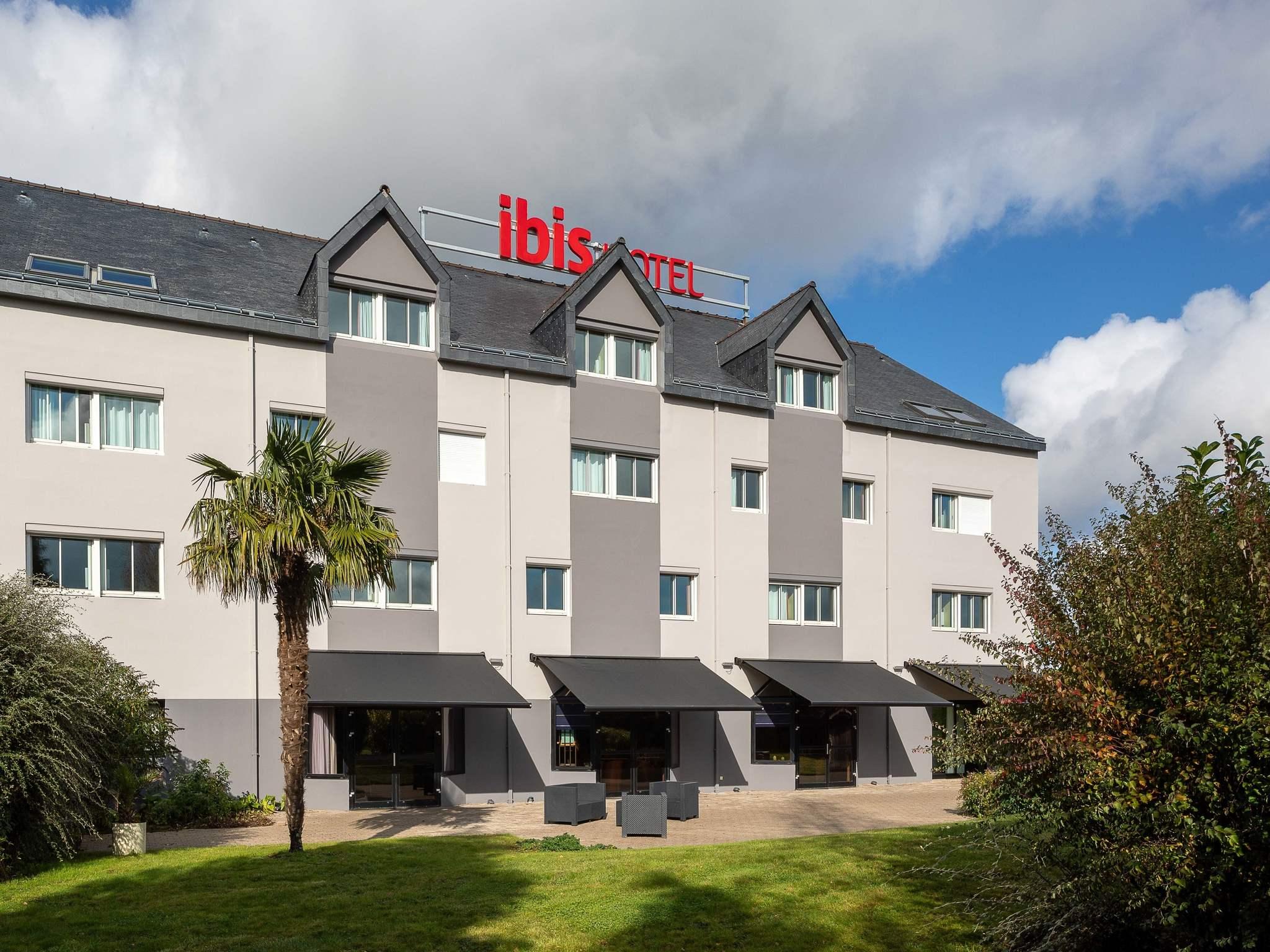 Отель — ibis Quimperlé