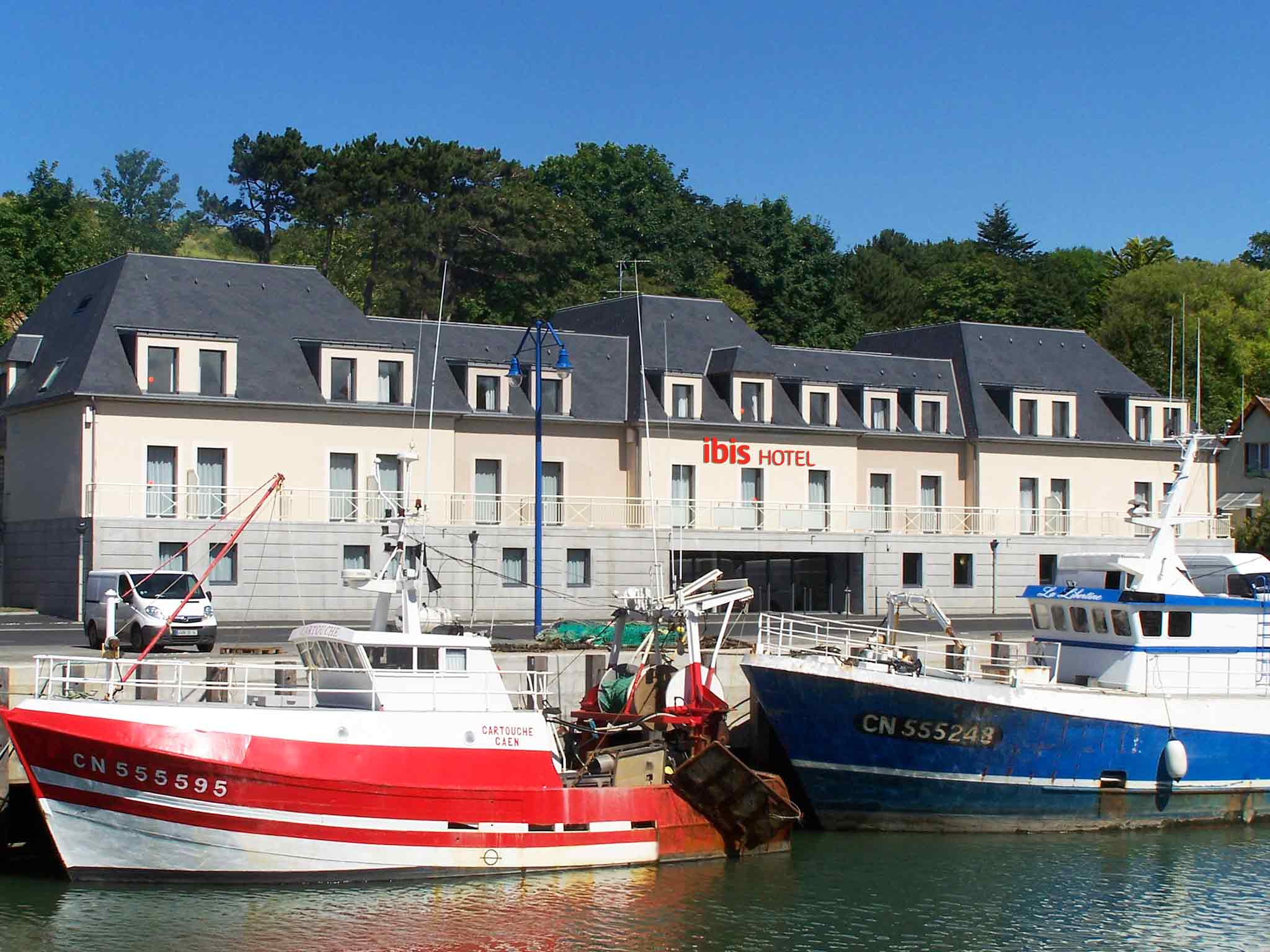 Otel – ibis Bayeux Port-en-Bessin