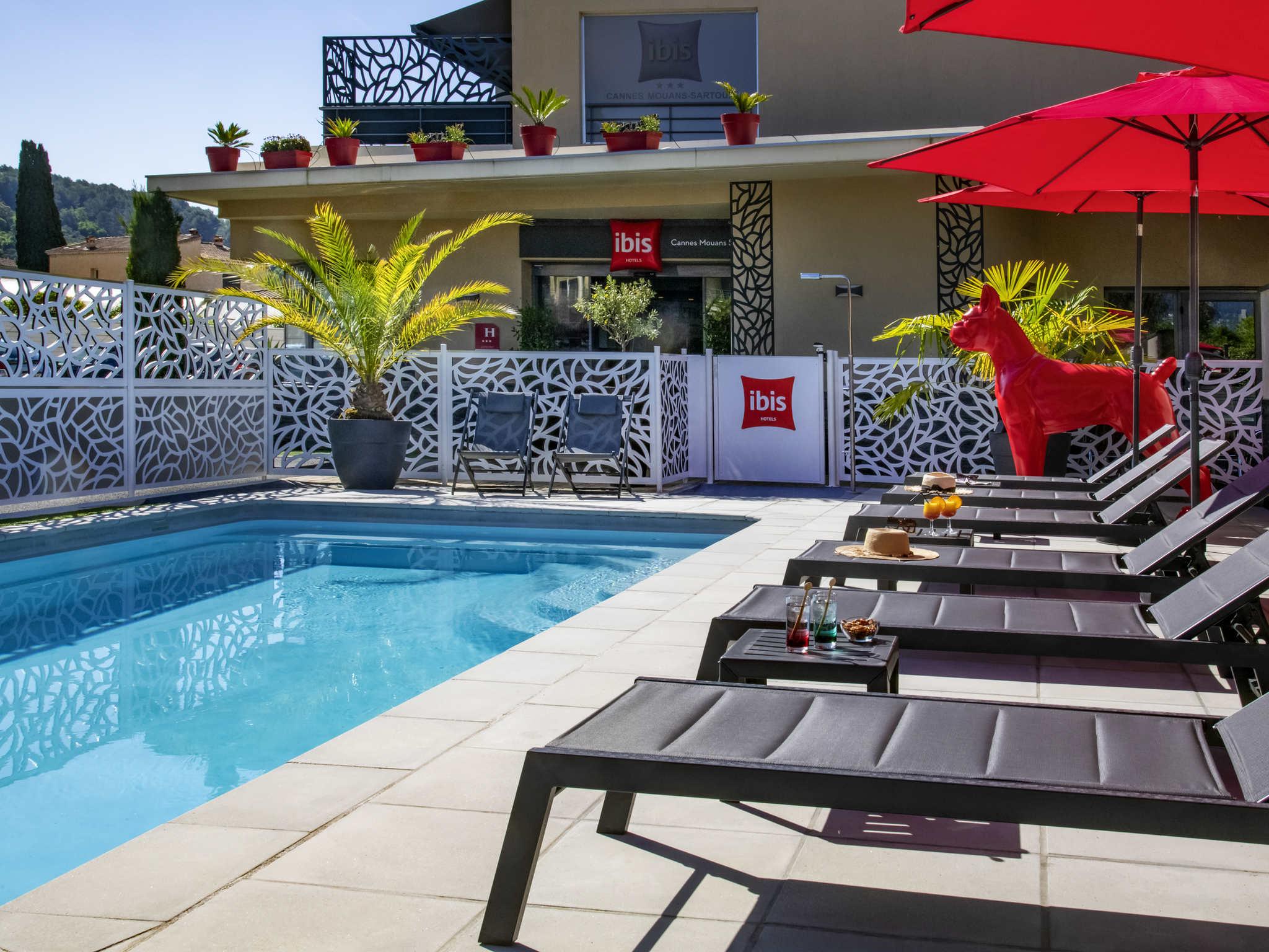 ホテル – ibis Cannes Mouans-Sartoux