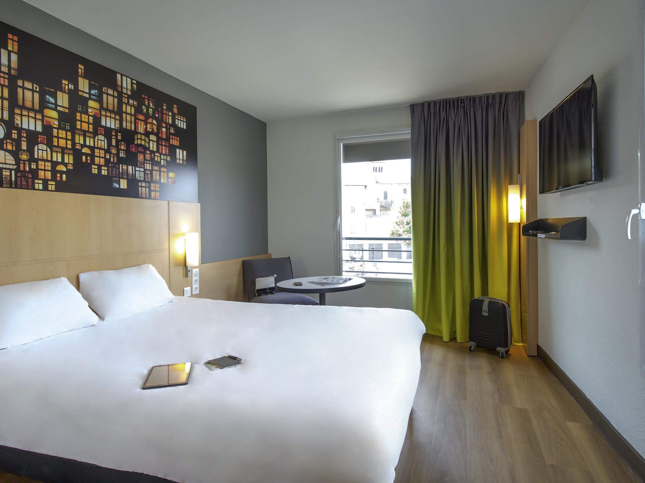 โรงแรม – ibis Lyon Sud Vienne Saint-Louis