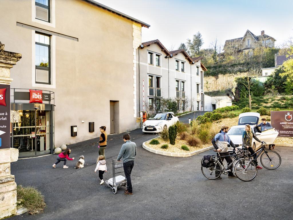 Ibis Sarlat Centre SarlatlaCaneda France