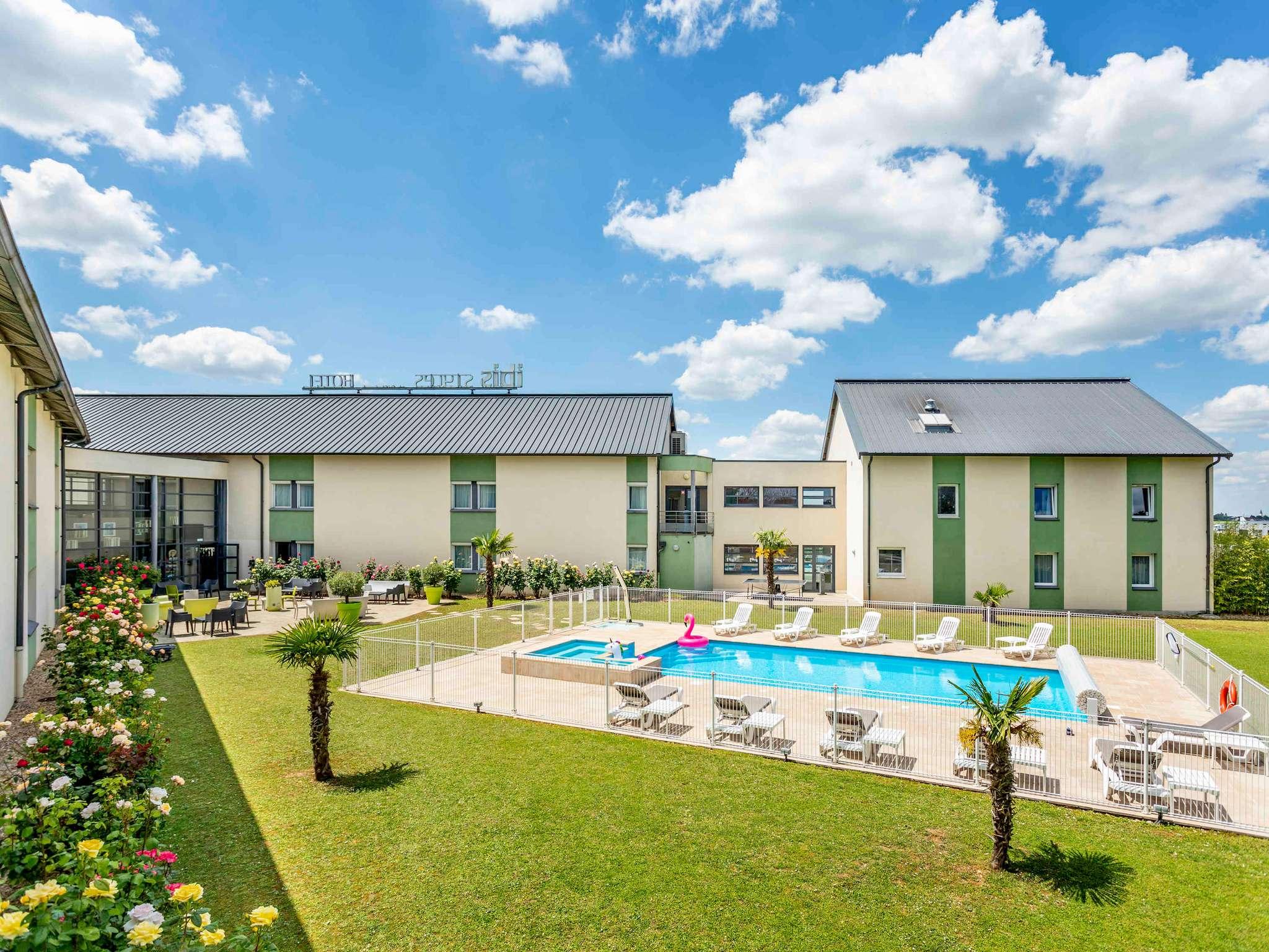 โรงแรม – ibis Styles Bourges
