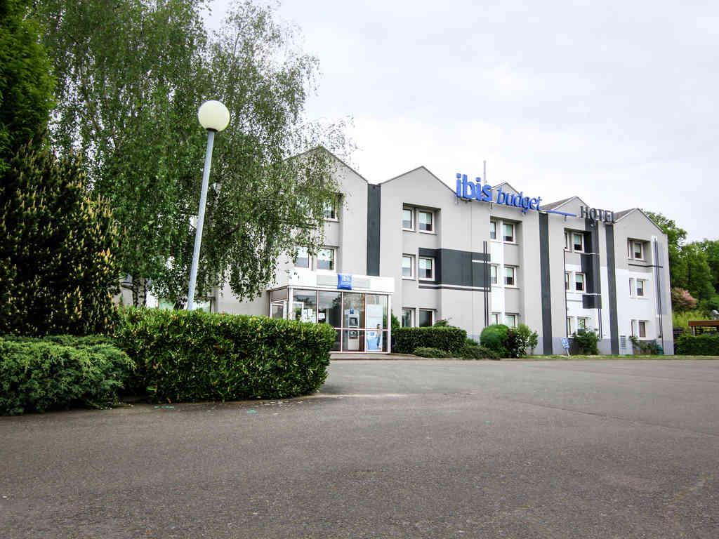 Hotell – ibis budget Châteaudun