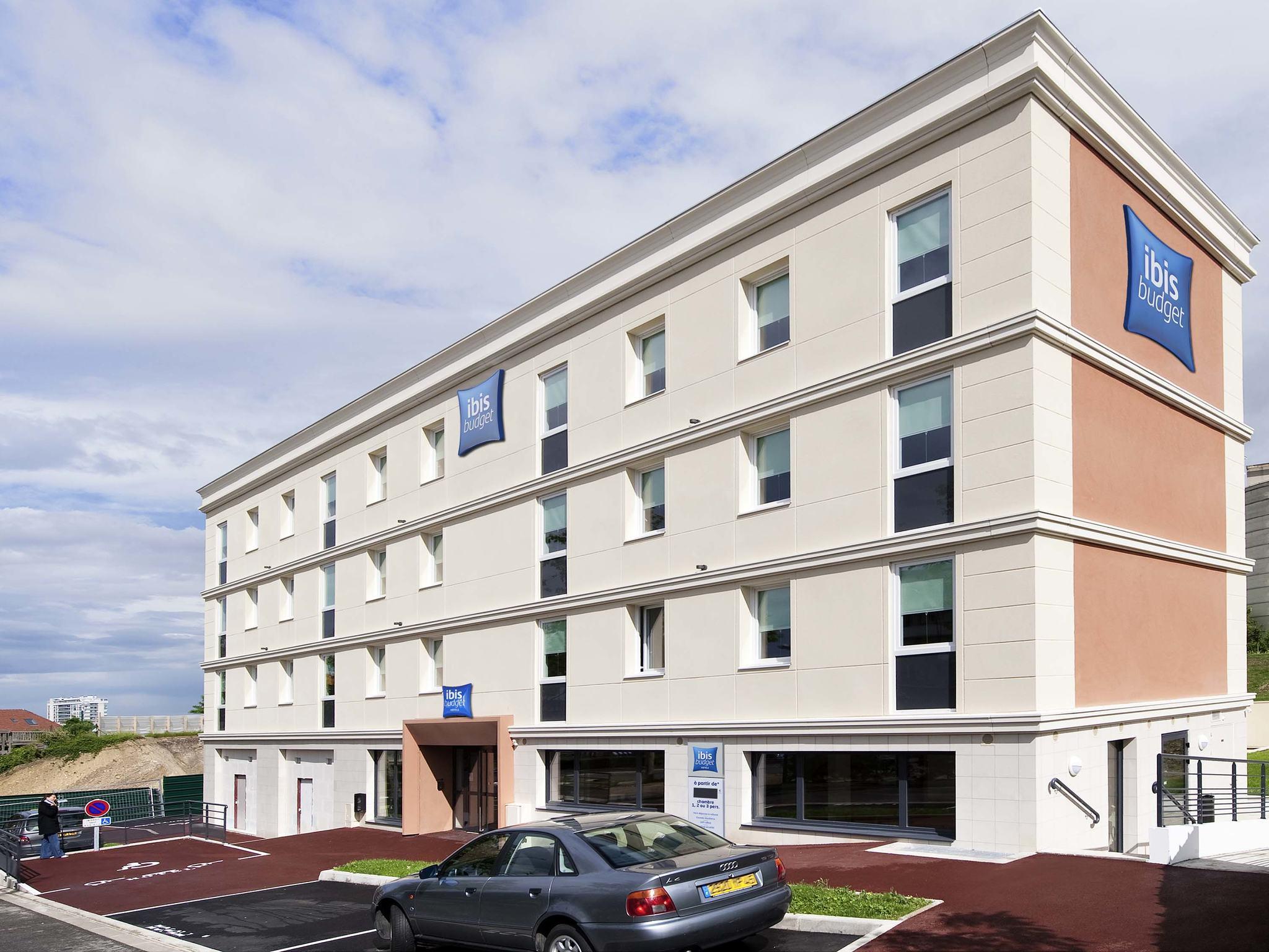 Hotel – ibis budget Chatillon Paris Ouest