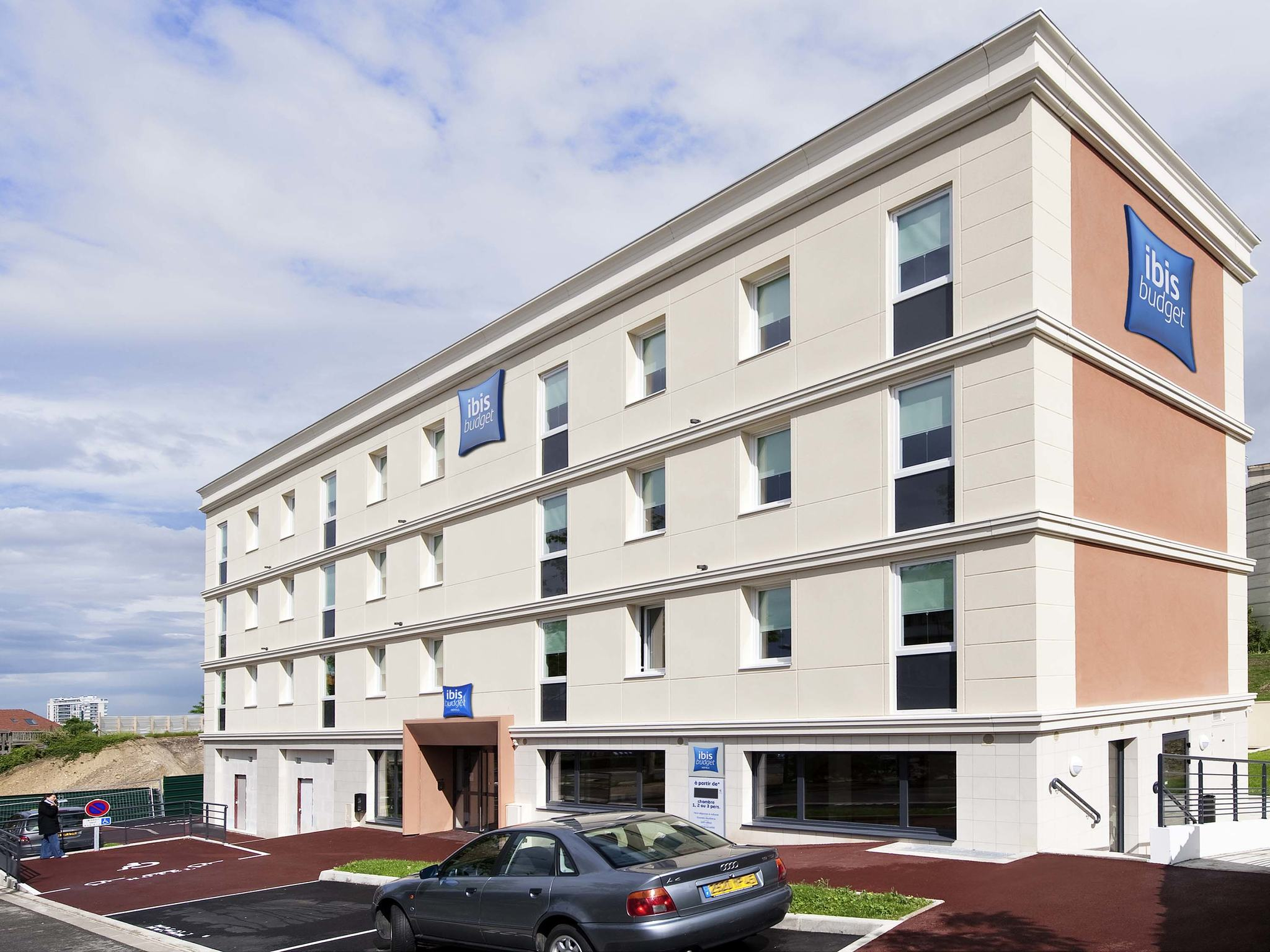 Отель — ibis budget Châtillon Paris Ouest