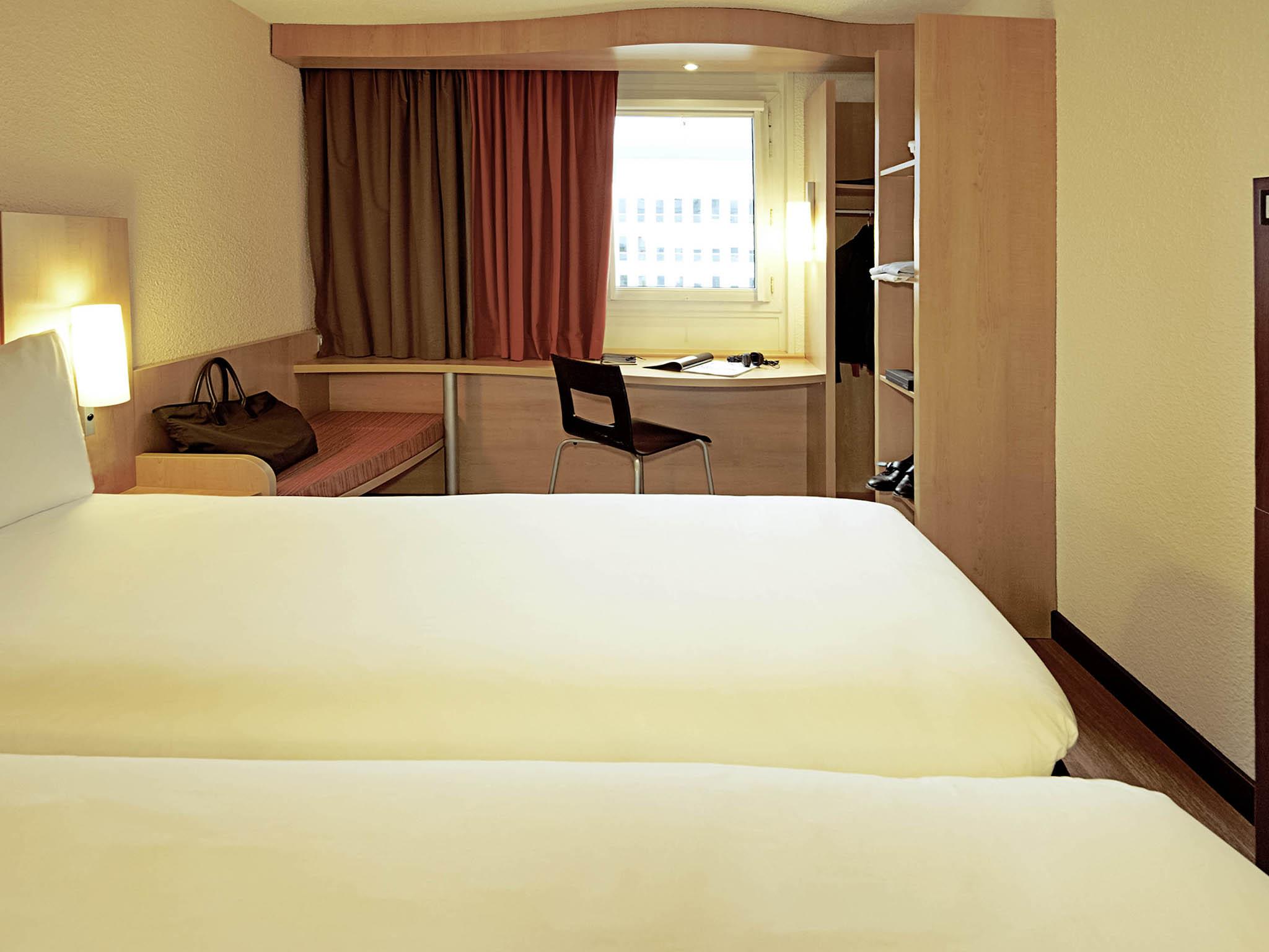 Отель — ibis Gloucester