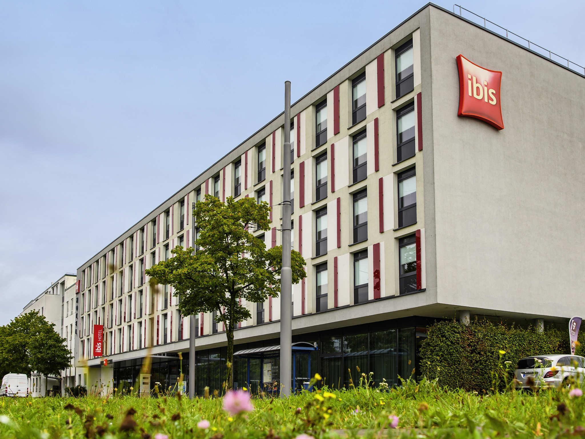 Отель — ibis Мюнхен Сити Запад
