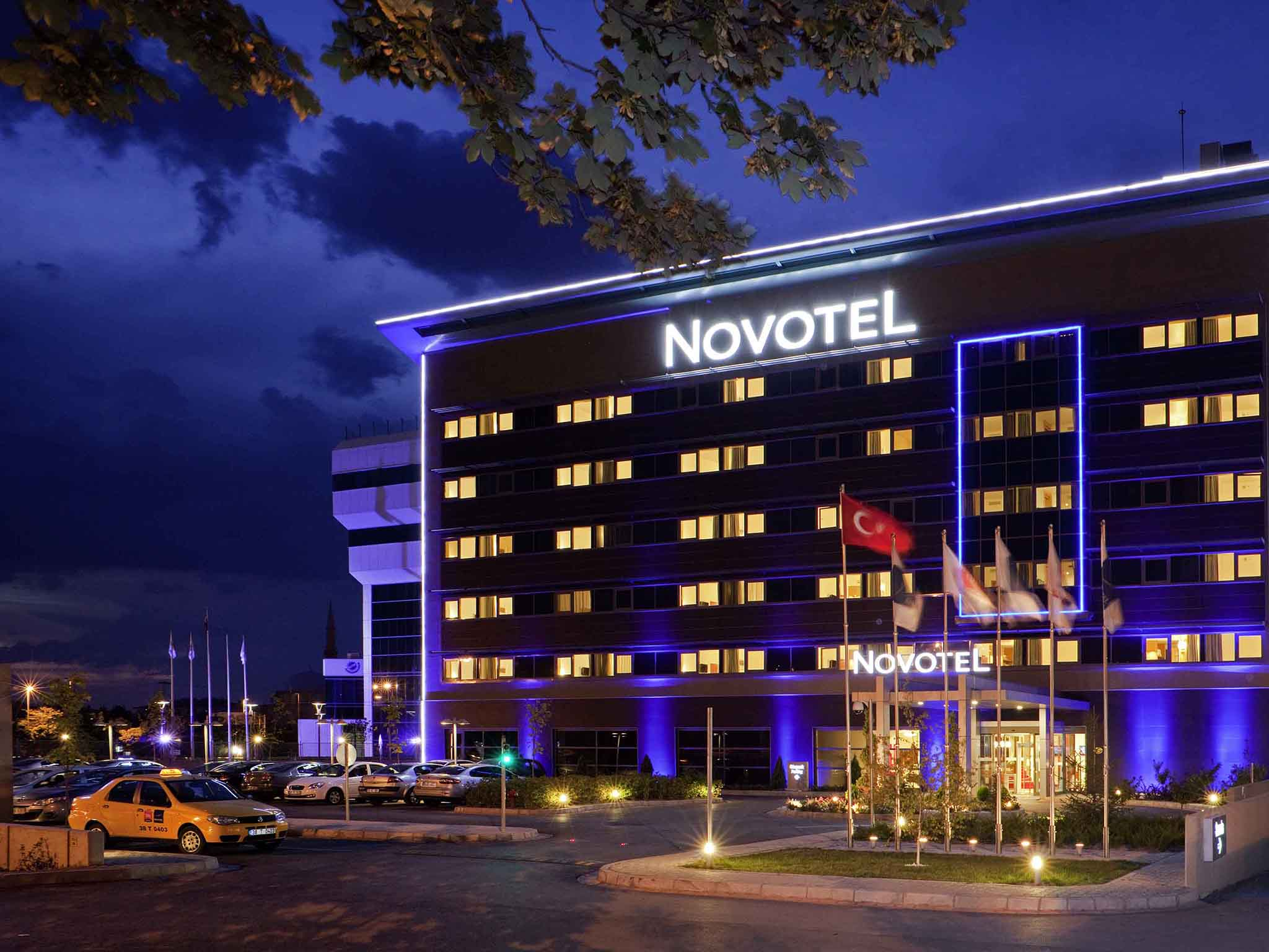 Hotel Novotel Kayseri Novotel Kayseri Right