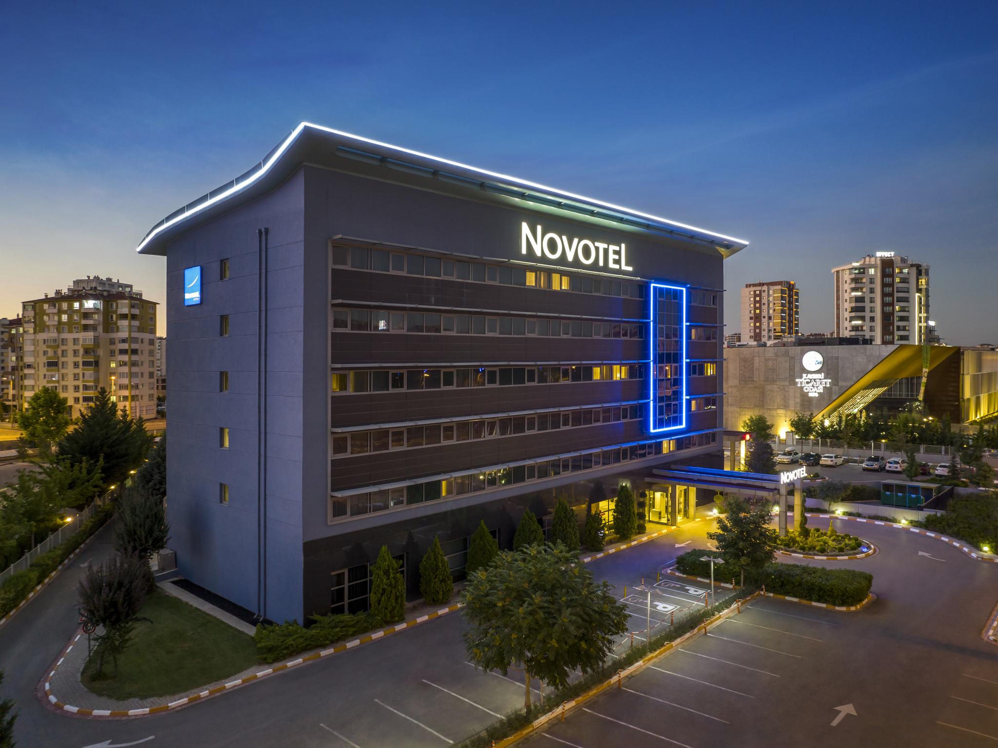 โรงแรม – Novotel Kayseri