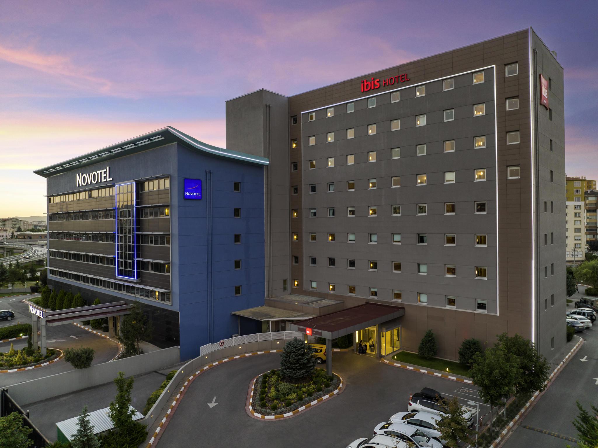 โรงแรม – ibis Kayseri