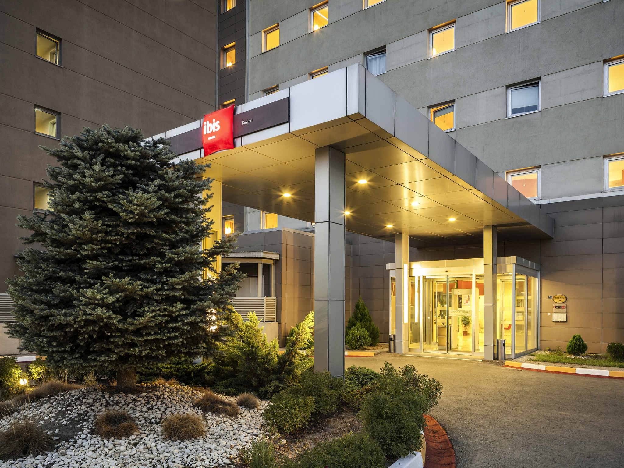Отель — ibis Kайсери