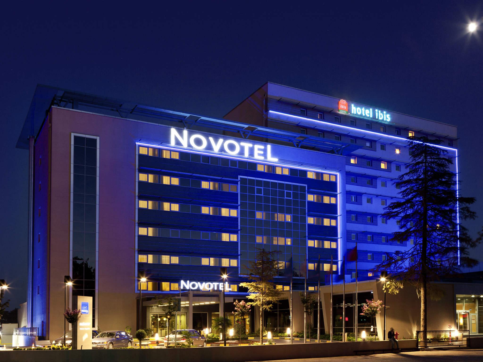 โรงแรม – Novotel Gaziantep