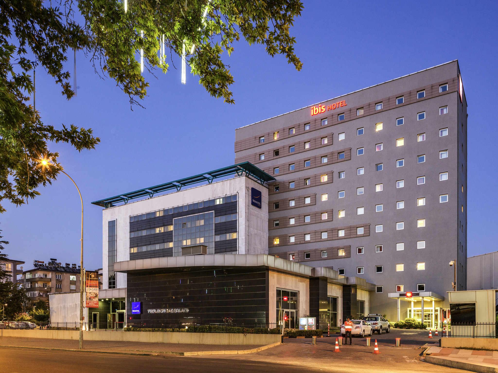 酒店 – 宜必思加济安泰普酒店