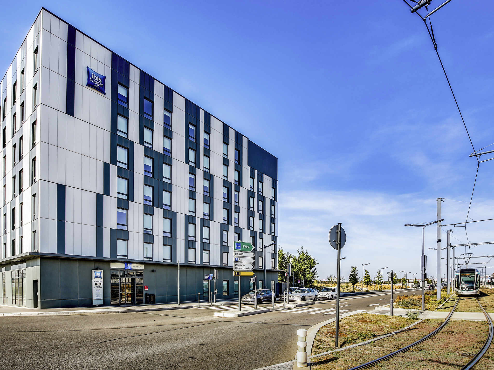 Hotel – ibis budget Paris Coeur d'Orly Airport