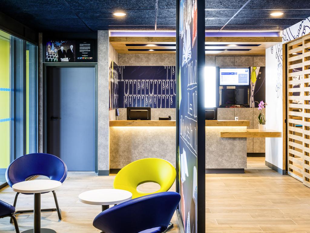 hotel ibis budget paris orly aeroport. Black Bedroom Furniture Sets. Home Design Ideas
