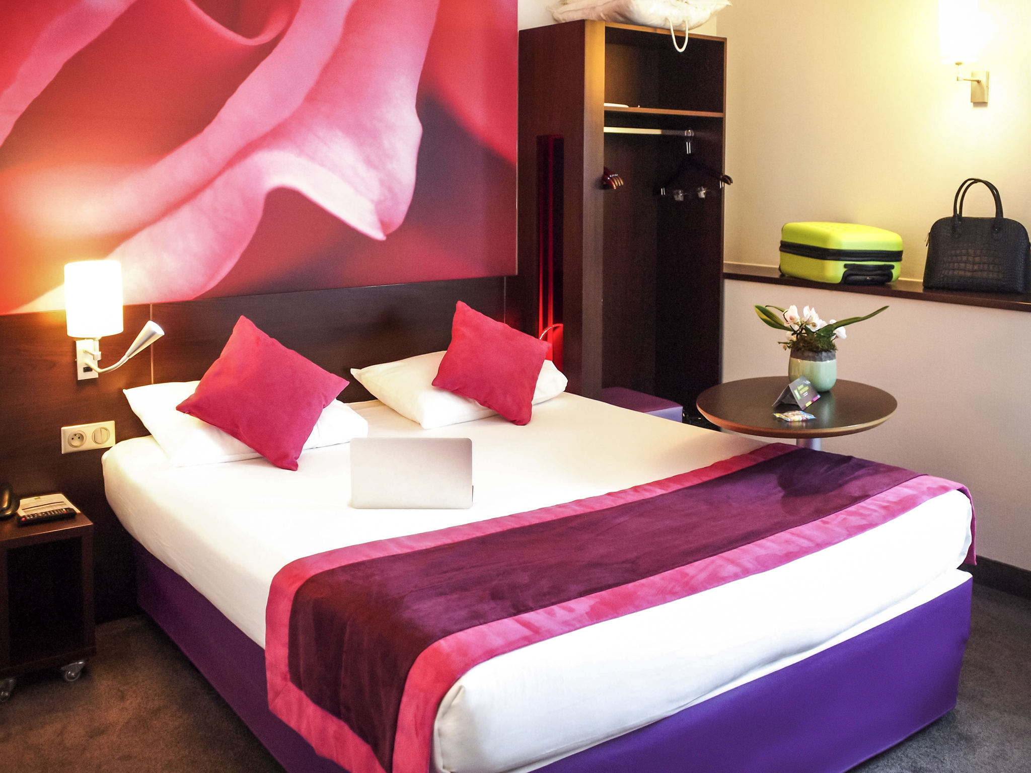 Hotel – ibis Styles Angers Centre Gare