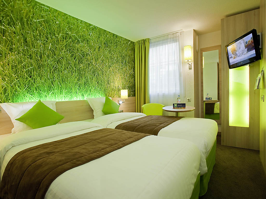 Hotel economici fontenay sous bois ibis styles paris val for Piscine val de fontenay