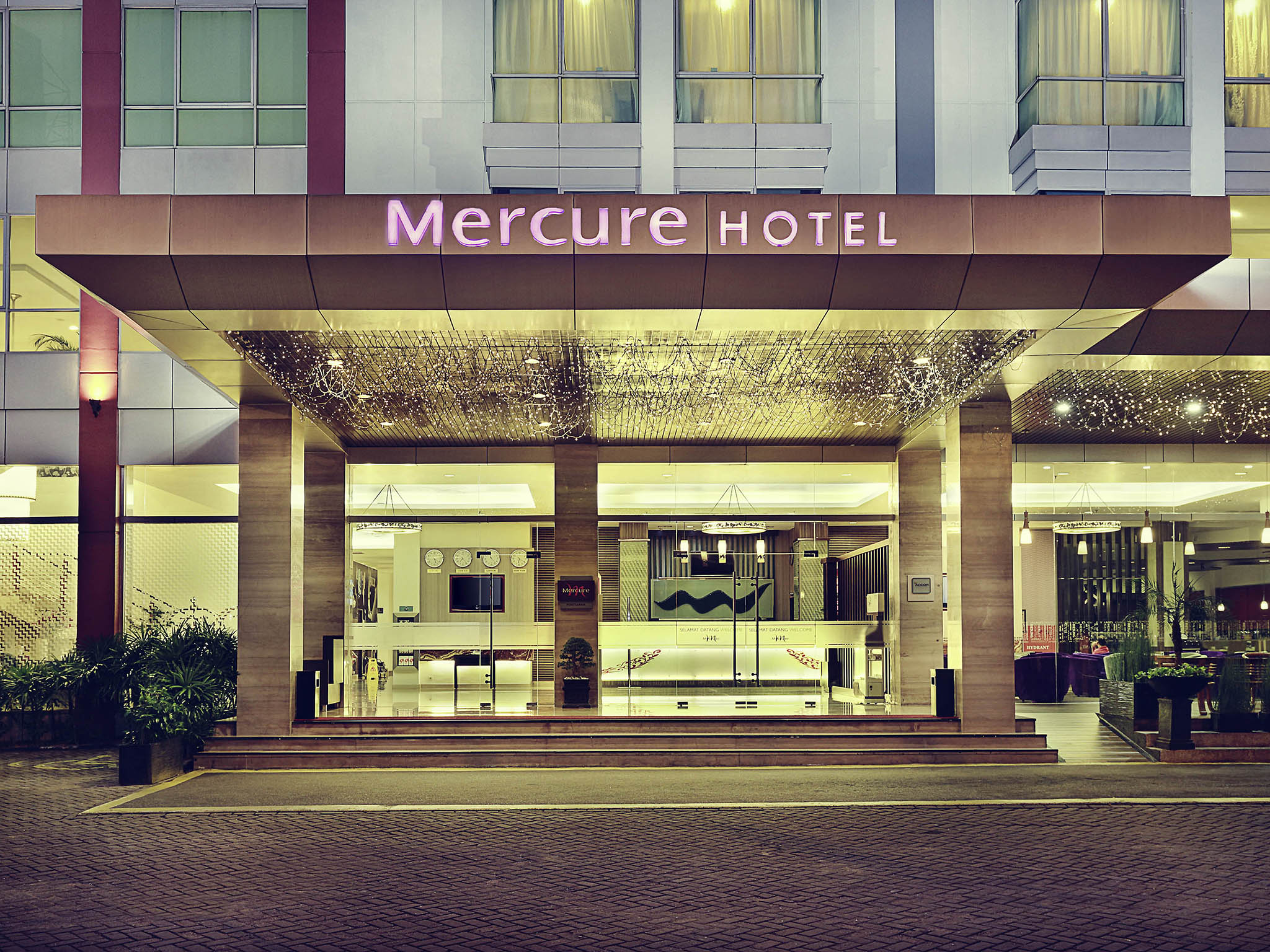 Отель — Mercure Pontianak City Center