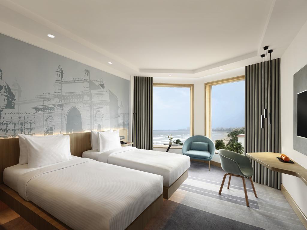 Hotel Mumbai Novotel Mumbai Juhu Beach