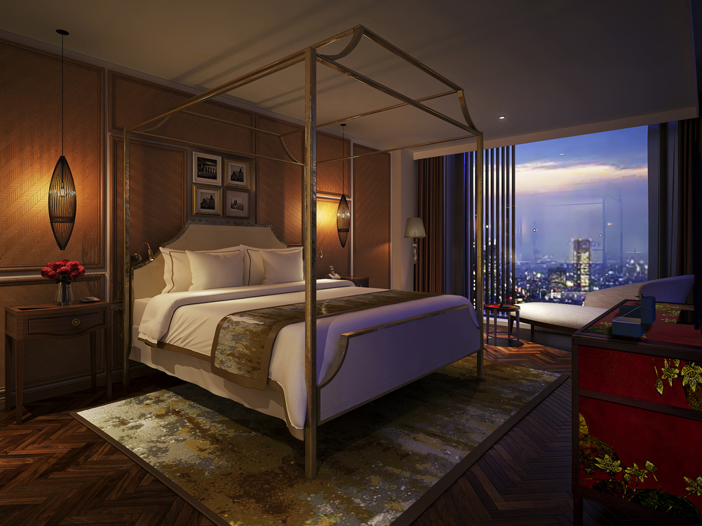 Grand Mercure Hanoi (Opening 2021)