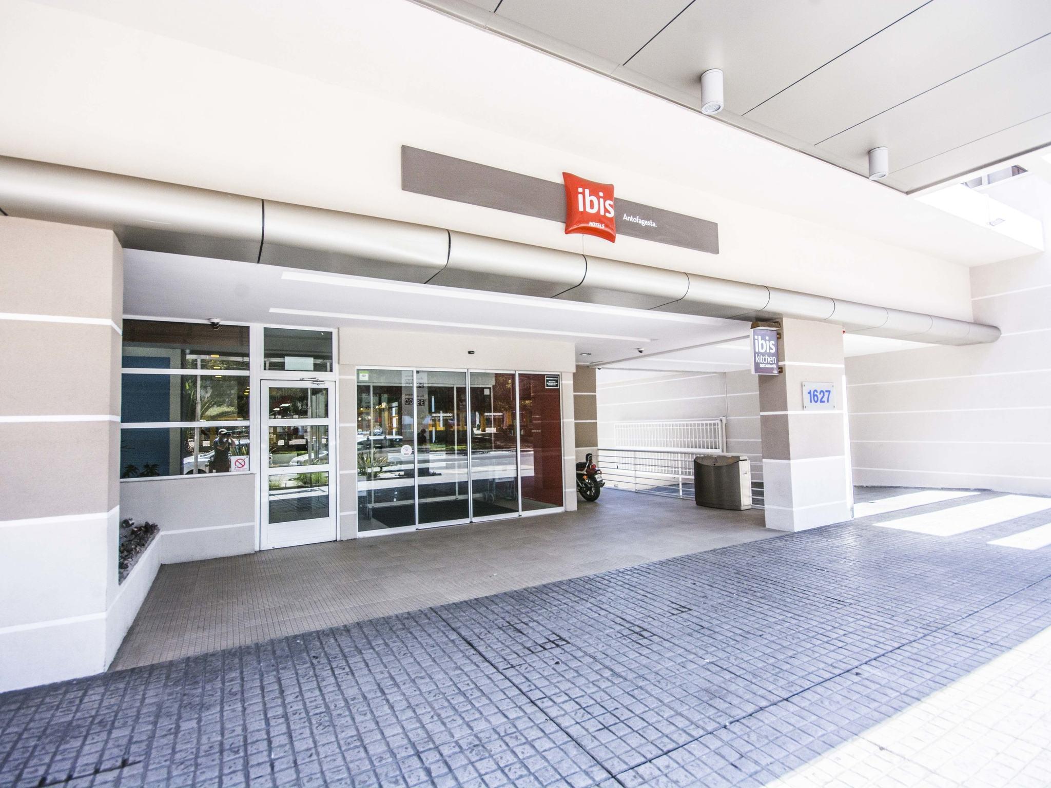 โรงแรม – ibis Antofagasta