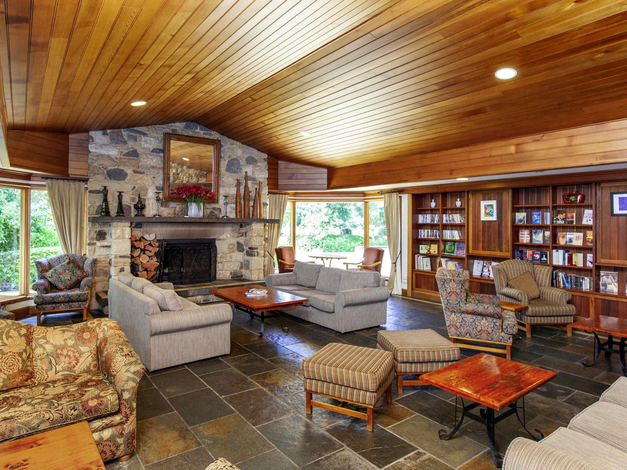 โรงแรม – Mercure Resort Hunter Valley Gardens