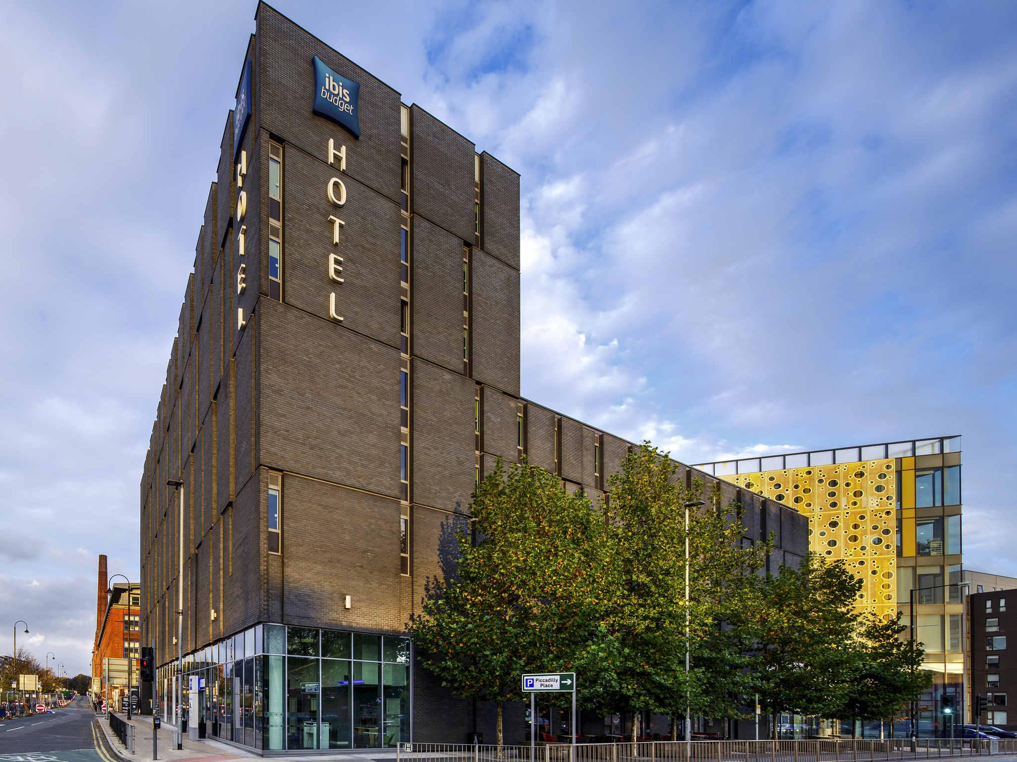 โรงแรม – ibis budget Manchester Centre Pollard Street