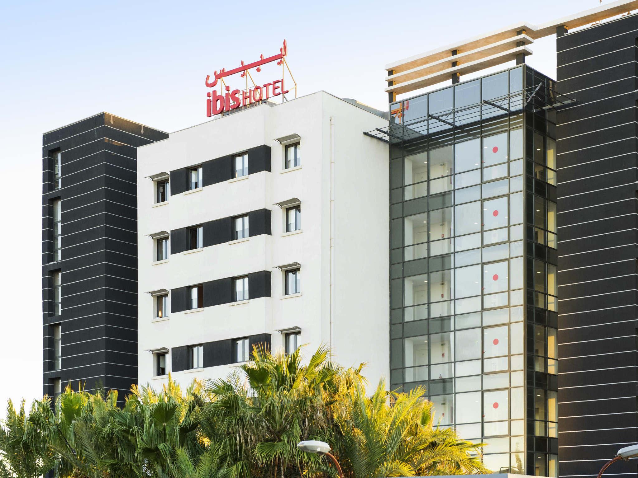 โรงแรม – ibis Oran les Falaises