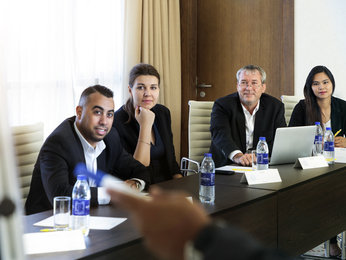 Meetings - Novotel Abu Dhabi Gate
