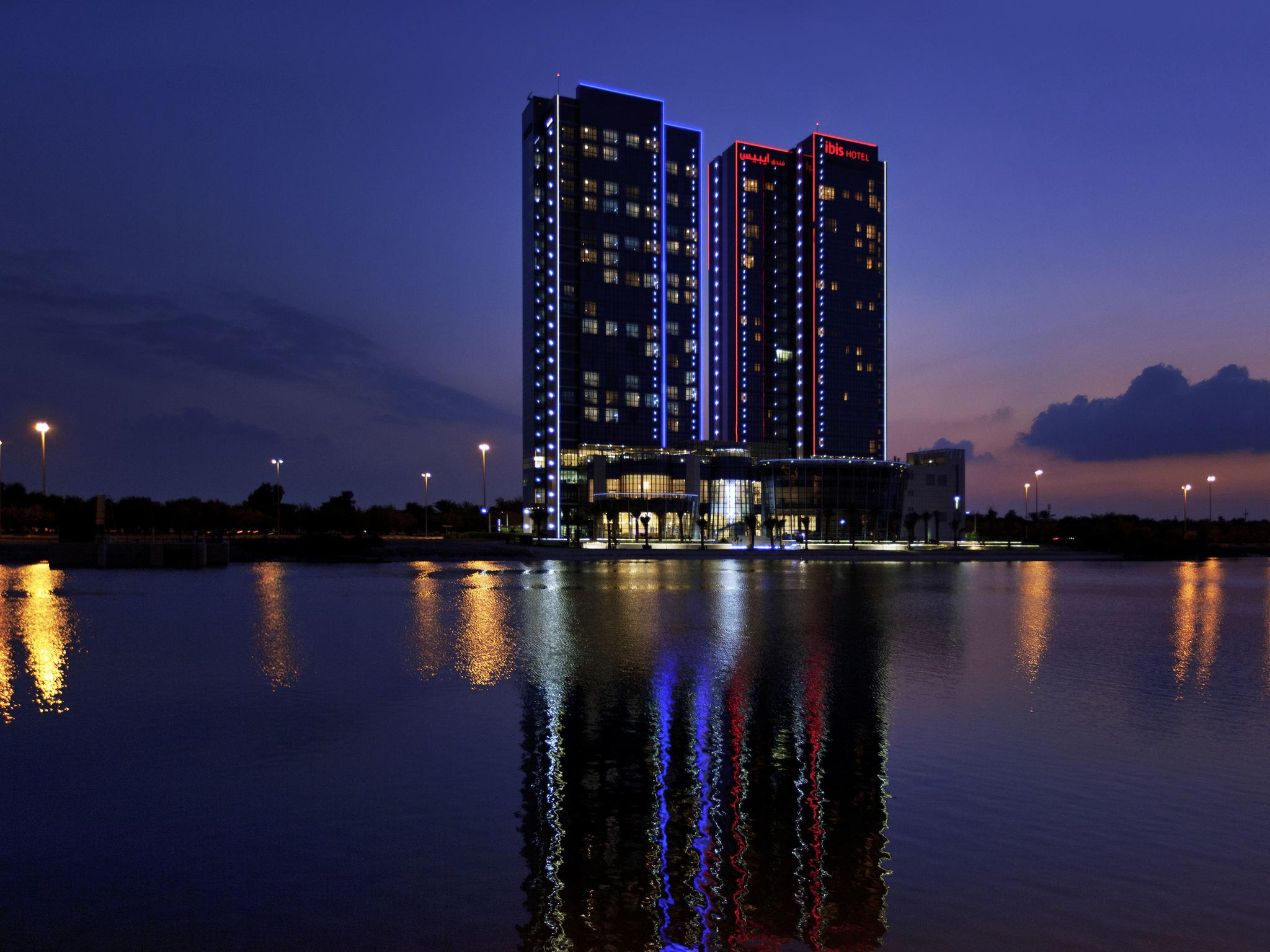 호텔 – ibis Abu Dhabi Gate
