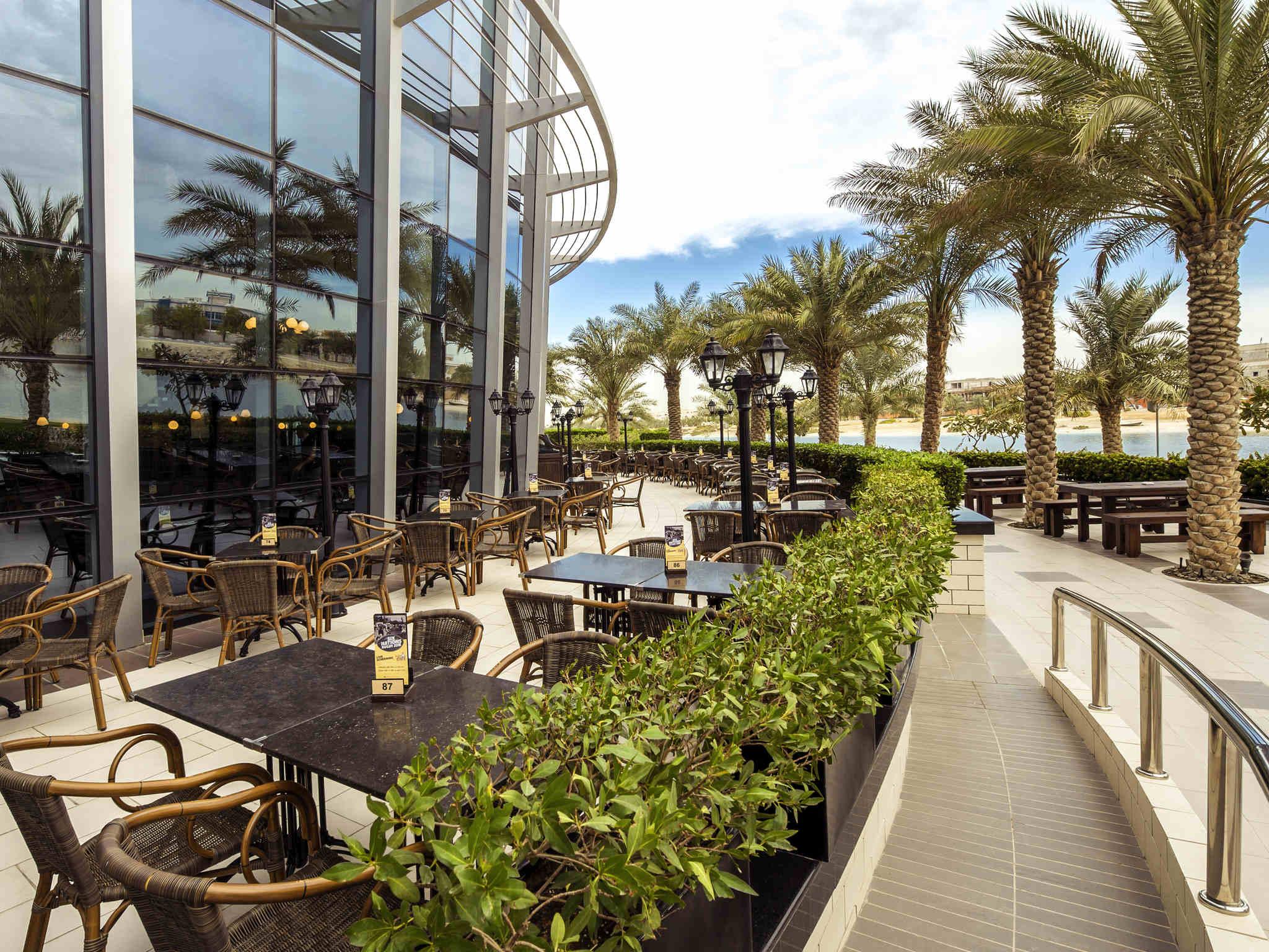 Hotel in ABU DHABI - ibis Abu Dhabi Gate near Yas Island