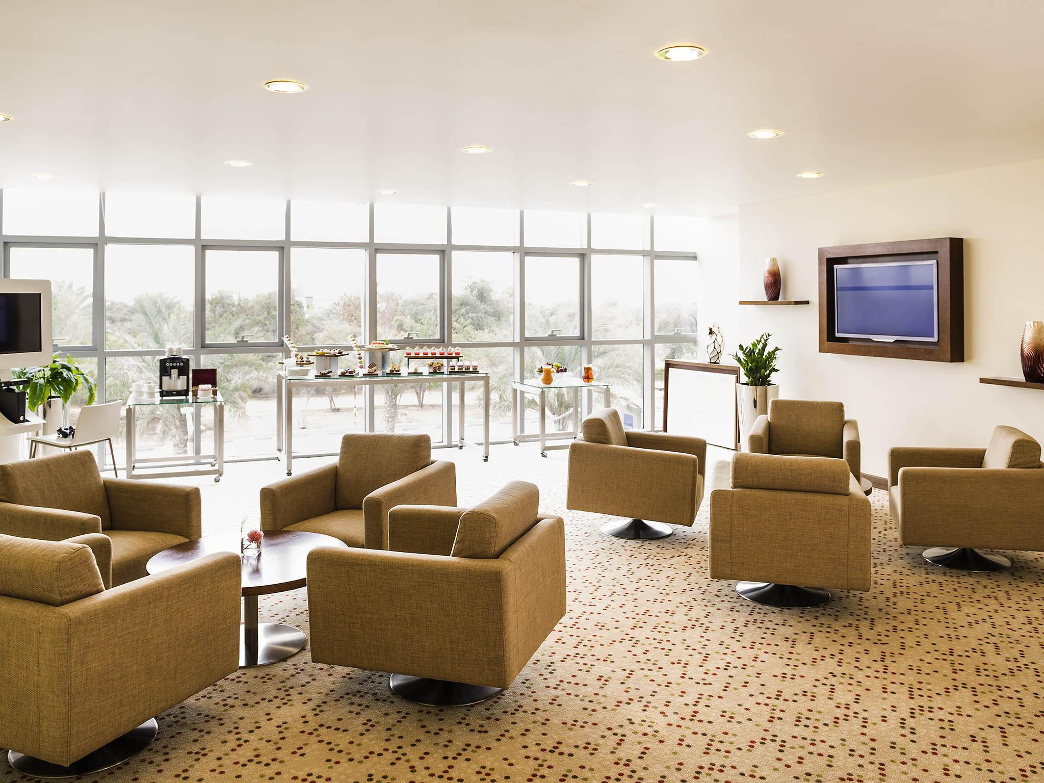 Hotel in ABU DHABI ibis Abu Dhabi Gate
