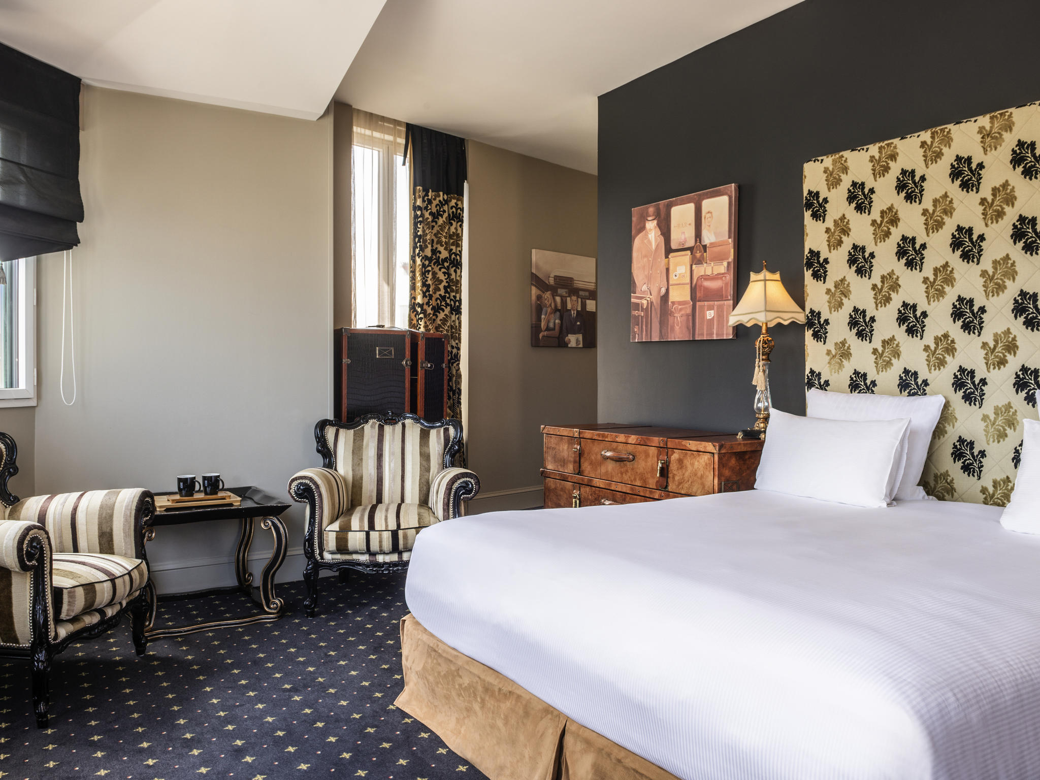 hotel in dinard royal meraude dinard mgallery by sofitel. Black Bedroom Furniture Sets. Home Design Ideas
