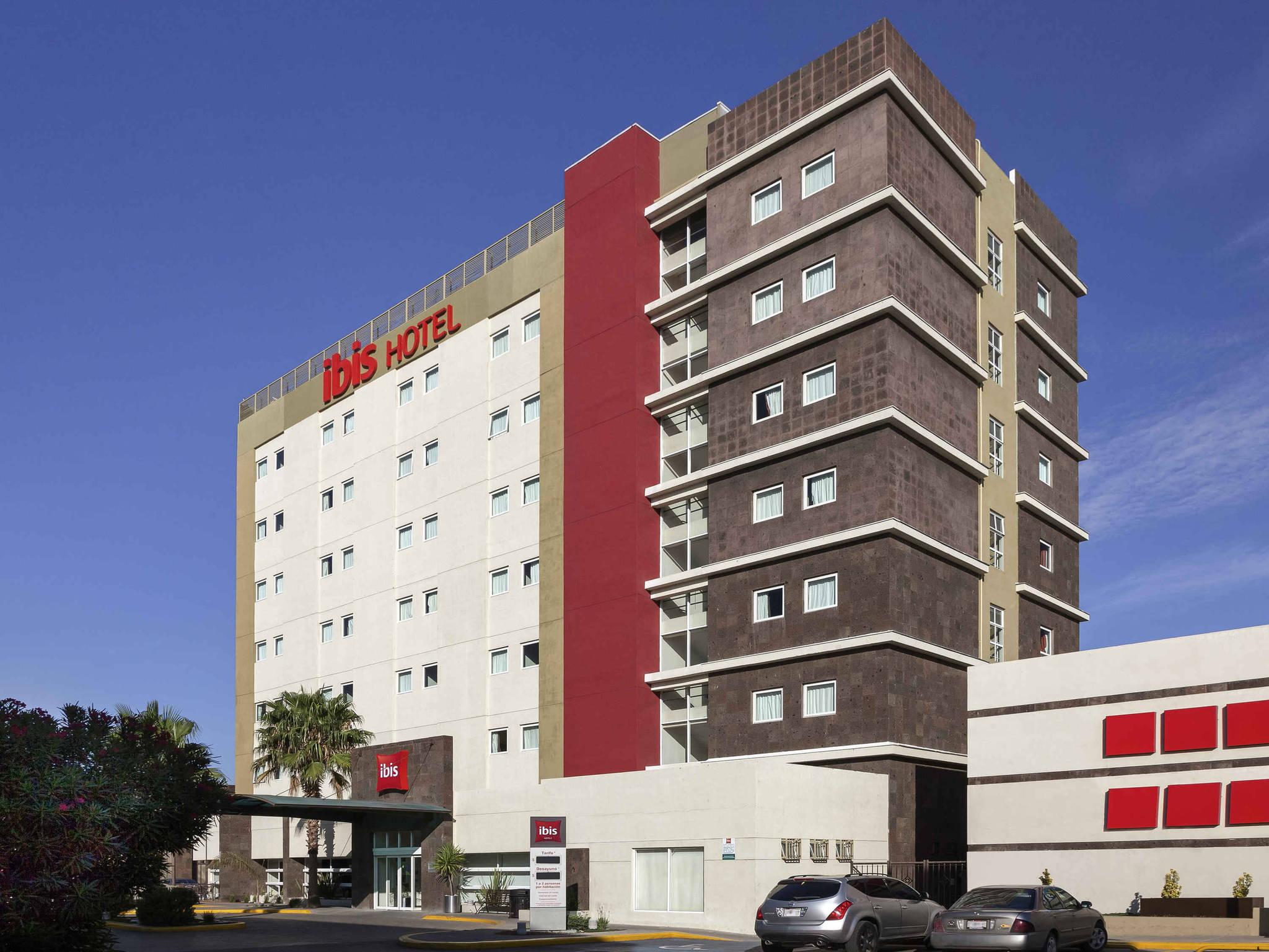 Отель — ibis Chihuahua