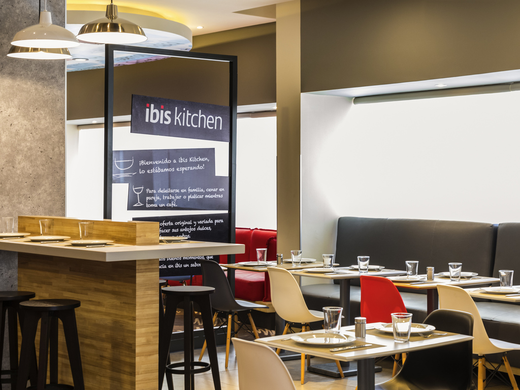 restaurant IBIS KITCHEN LOUNGE