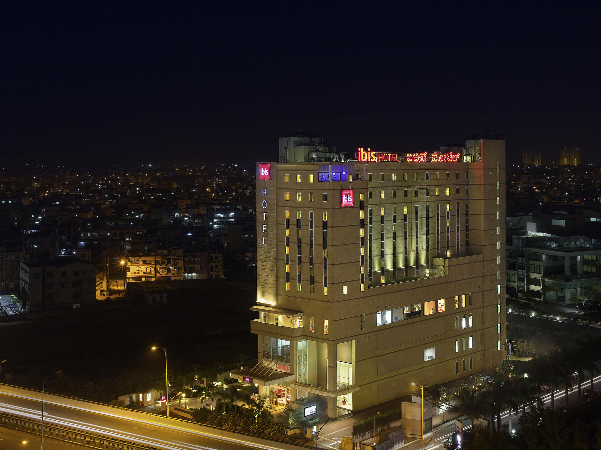 โรงแรม – ibis Bengaluru Hosur Road