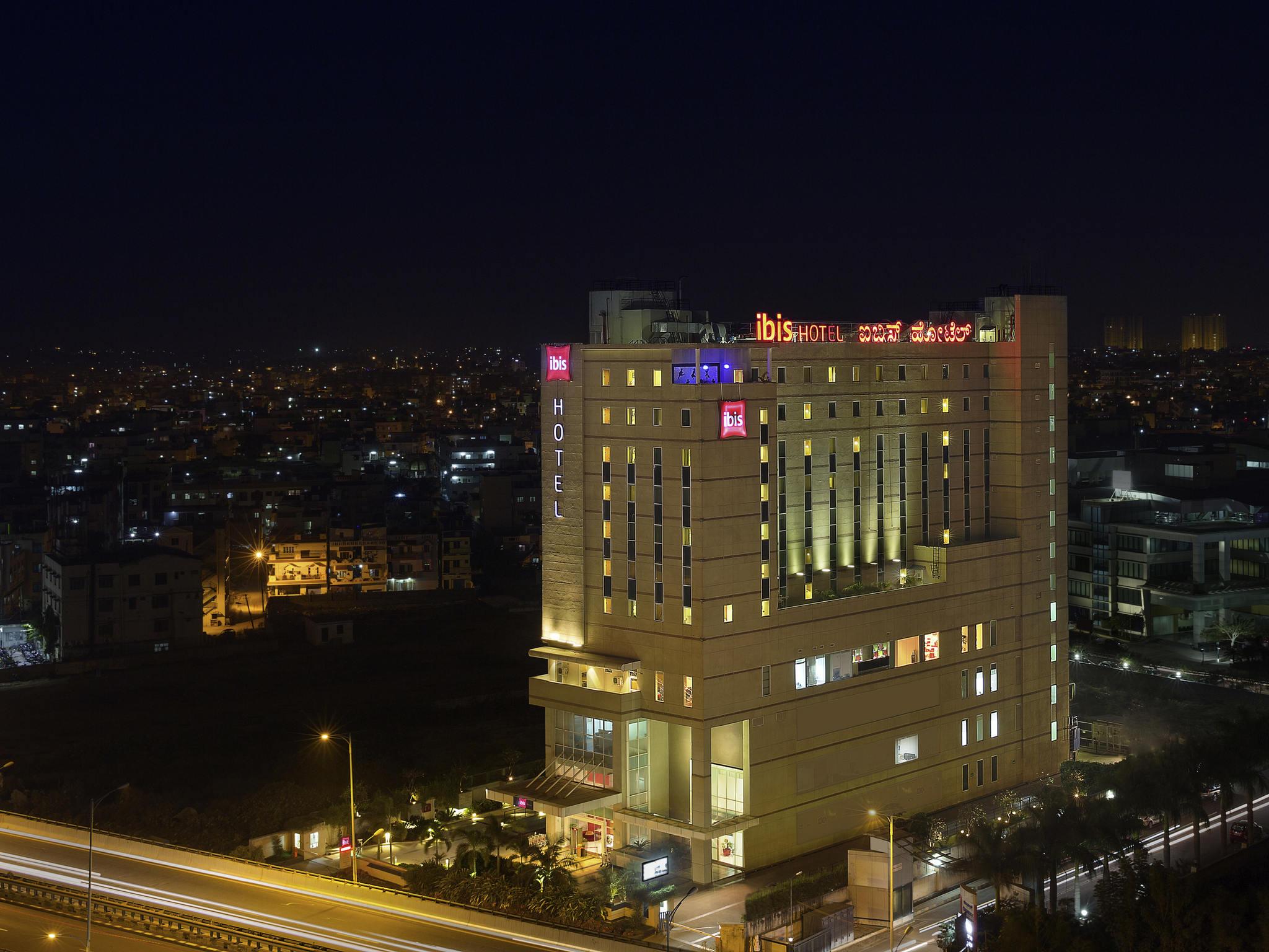 酒店 – 宜必思班加罗尔霍苏路酒店