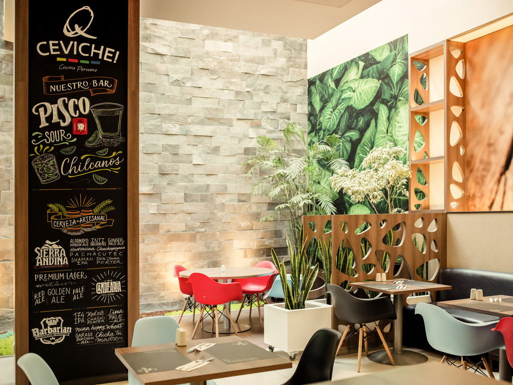 Hotel económico en el barrio de Miraflores en Lima, Perú | ibis