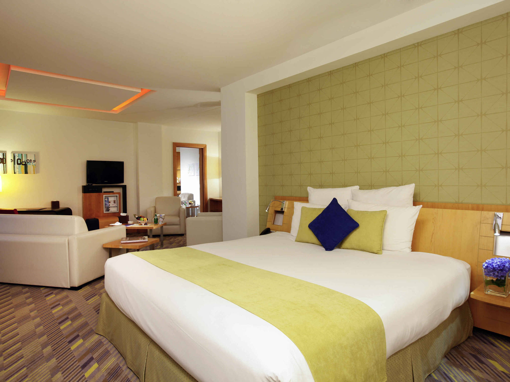 Hotell – Novotel Dammam Business Park