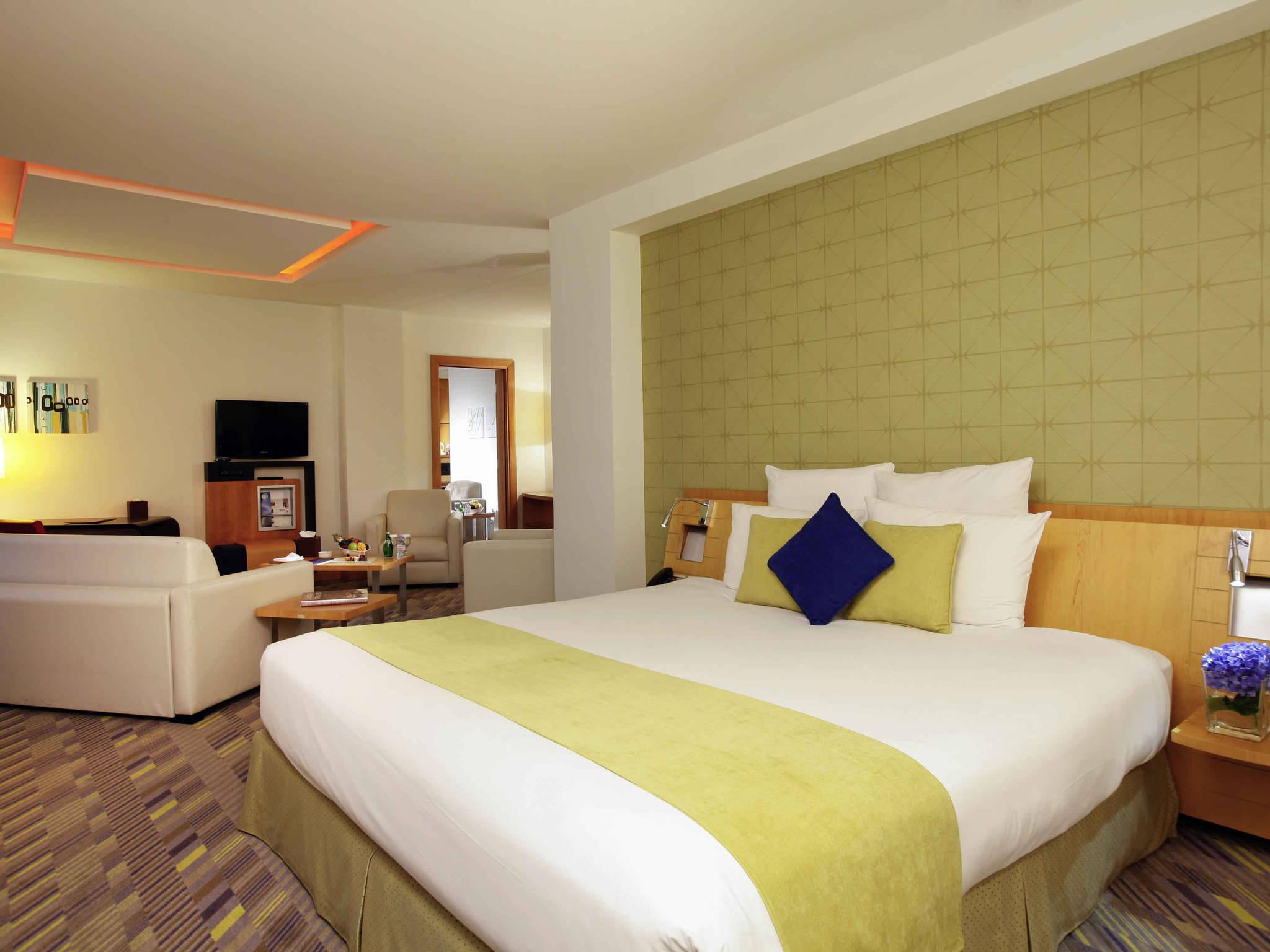 Отель — Novotel Даммам Бизнес Парк