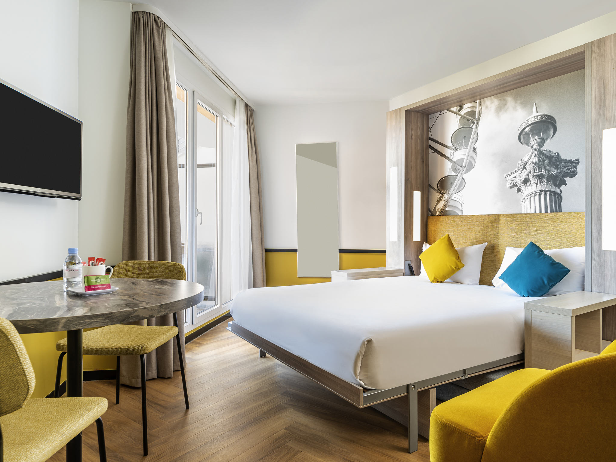 โรงแรม – Aparthotel Adagio Paris Montrouge