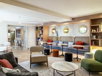 H tel paris sofitel paris le faubourg for Appart hotel vendome